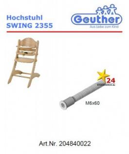GEUTHER 204840022 Ersatzteil für Hochstuhl SWING 2355
