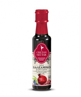 CRETAN NECTAR 01551 - Nectar Balsamico-Creme mit Granatapfel und Aroniabeeren von Chania Kreta 200ml