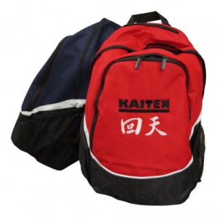 KAITEN 351015 - Kamikaze Rucksack 17Ltr. Sporttasche schwarz