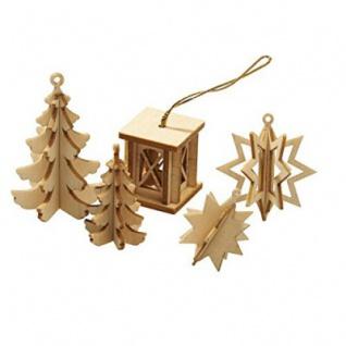 Bodo Hennig 26895 - Weihnachtsdeko für Puppenstube