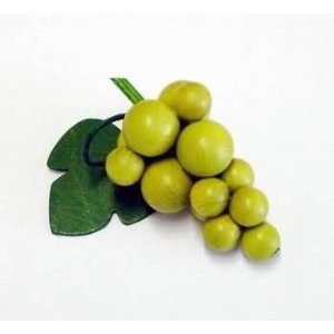ERZI 11080 - Weintraube, grün