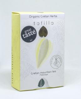 TOFILLO 10021 - Kräutertee CRETAN MOUNTAIN TEA Malodor 5g Organic