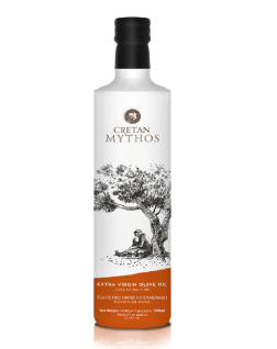 CRETAN MYTHOS 03013 - Extra Natives Olivenöl 500ml von Chania Kreta