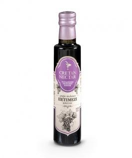 CRETAN NECTAR 01912 - Petimezi - konzentrierte Traubenmelasse (Traubensirup) von Chania Kreta 250ml