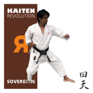 KAITEN Karateanzug REVOLUTION SOVEREIGN Regular 10oz. 195