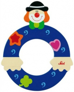 Sevi 81751 - Buchstabe Clown O - Vorschau 3