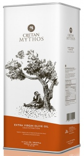 CRETAN MYTHOS 03038 - Extra Natives Olivenöl 5Liter von Chania Kreta
