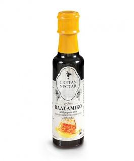 CRETAN NECTAR 01531 - Nektar Balsamico-Creme mit Honig von Chania Kreta 200ml