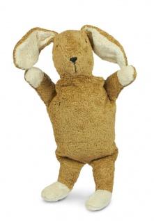 SENGER Y21019 - Kuscheltier Hase klein beige/weiß