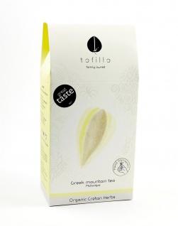 TOFILLO 10022 - Kräutertee CRETAN MOUNTAIN TEA kretischer Bergtee - Malotira 20g Organic