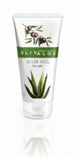 OLIVALOE 00140 - HAIR GEL, Styling-Haargel 150ml, Naturkosmetik