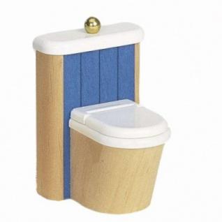 Bodo Hennig 23774 - WC für Puppenstube (Landhaus-Programm)