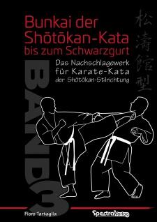 SPECTRA VERLAG Bunkai der Shôtôkan-Kata bis zum Schwarzgurt / Band 3