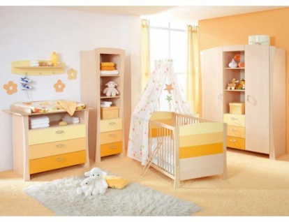 GEUTHER Sunset komplettes Kinderzimmer 5-teilig