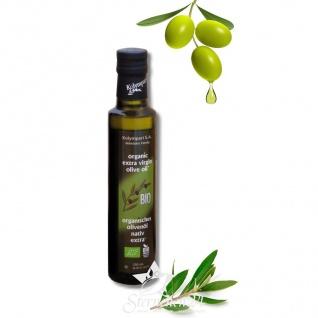 Mousterakis 07950 - 3x500g Kalamon Black Oliven In Salz Eingelegt + 250ml Bio OlivenÖl Kolympari S.a. 04502 - Vorschau 3