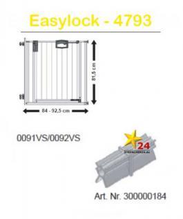 GEUTHER 300000184 Verbinder unten f. Easy Lock Verlängerung