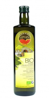 CRETAN MYTHOS 03514 - Organic Natives Olivenöl Extra 750ml von Chania Kreta