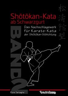SPECTRA VERLAG Shôtôkan-Kata ab Schwarzgurt / Band 2