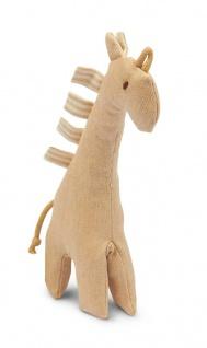SENGER Y21202 - Natur Pur Spieltier Giraffe (vegan)