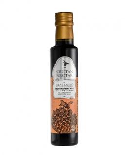 CRETAN NECTAR 01012 - Balsamico Essig mit Honig von Chania Kreta 250ml