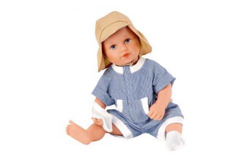 Käthe Kruse 37364 - Puppenbekleidung Baby Mein Leander