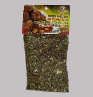 EFROSINI SPICES 033049 - Gewürzmischung für Fleischbällchen 40gr Kreta
