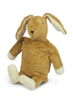 SENGER Y21018 - Kuscheltier Hase groß beige/weiß