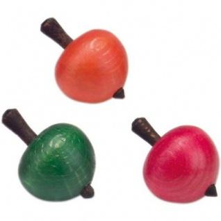 GLÜCKSKÄFER 525099 - Apfelkreisel klein, 3 Farben