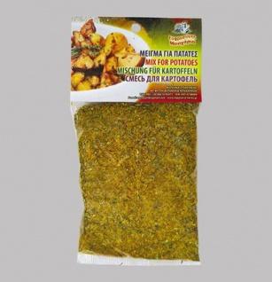 EFROSINI SPICES 033045 - Gewürzmischung für Ofenkartoffeln 50gr Kreta