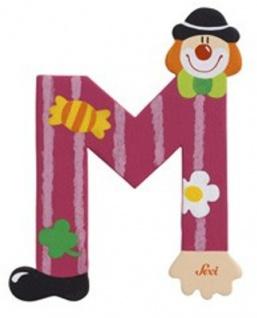 Sevi 81749 - Buchstabe Clown M