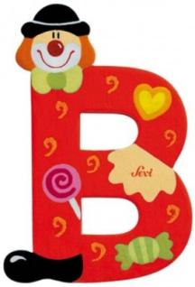 Sevi 81738 - Buchstabe Clown B - Vorschau 2