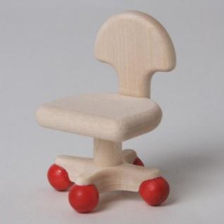Bodo Hennig 21323 - Drehstuhl für Puppenstube