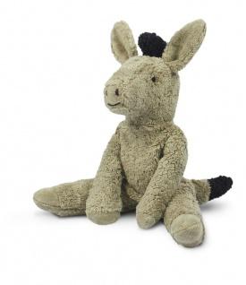 SENGER Y21803 - Schlenker-Tierpuppe Esel klein