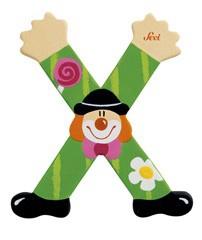 Sevi 81760 - Buchstabe Clown X