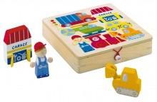 Sevi 81677 - Spielpuzzle Mechaniker