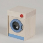 Bodo Hennig 21208 - Waschmaschine für Puppenstube