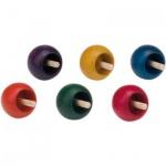 GLÜCKSKÄFER 525097 - Kugelkreisel, farblich sortiert