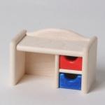 Bodo Hennig 21322 - Schreibtisch für Puppenstube