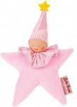 Käthe Kruse 74608 - Organic Greifling Stern rosa