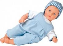 Käthe Kruse 36605 - Puppe Mini Bambina Linus