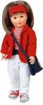 Käthe Kruse 42503 - Glückskind Vicky Puppe, 39cm