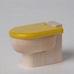 Bodo Hennig 21508 - WC-Becken für Puppenstube