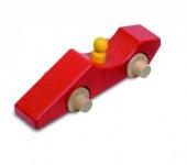 nic 1652 - Multibahn-Laufteil - Sprinter, rot