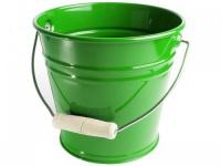 GLÜCKSKÄFER 535055 - Metalleimer, grün