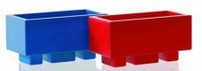 Kinderkram 5550822 - Container groß, blau