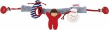 Käthe Kruse 0174106 - Lausbub Engel Kinderwagenkette, mehrfarbig