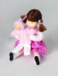 Bodo Hennig 31385 - Mädchen mit Puppe