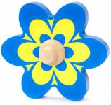 Nic 1678 - Blume blau, Multibahn-Laufteil