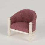 Bodo Hennig 24112 - Sessel Classic für Puppenstube