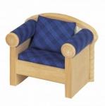 Bodo Hennig 23717 - Sessel für Puppenstube